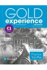 Gold Experience C1 Exam Practice 2nd edition