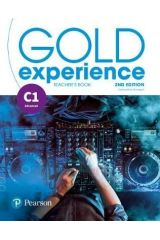 Gold Experience C1 Teacher's book (+Online Practice) 2nd edition