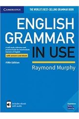English Grammar in Use Student's book with Answers (+Interactive E-book) 5th Edition