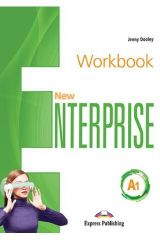 New Enterprise A1 Workbook (with Digibooks App)
