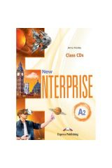 New Enterprise A2 Class CDs (set of 3)