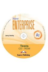 New Enterprise A2 Test Booklet CD-ROM