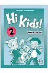 Hi Kids 2 Workbook British edition
