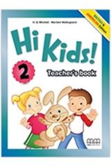 Hi Kids 2 Teacher's book