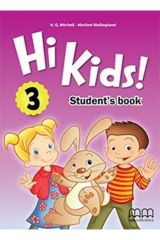 Hi Kids 3 Student's Pack
