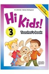 Hi Kids 3 Teacher's book