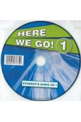 Here We Go 1 Student's Audio Cds (2)