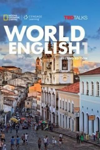 World English 1 Student's book (+CD Rom) 2nd edition
