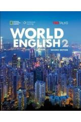 World English 2 Student's book (+CD Rom) 2nd edition