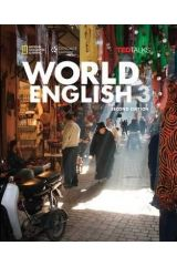World English 3 Student's book (+CD Rom) 2nd edition