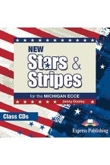 New Stars & Stripes for the Michigan ECCE Class CD's (set of 2)