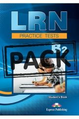 LRN Practice Tests B2 Student's Book (with Digibooks App)
