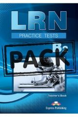LRN Practice Tests B2 Teacher's Book (with Digibooks App)