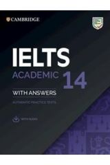 IELTS 14 Practice Tests Self Study Pack (Book + Answers + Online Audio)