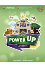 Power Up 1 Activity book (+Online Resources)