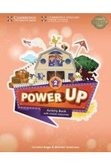 Power Up 2 Activity book (+Online Resources)
