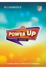 Power Up 2 Class Audio Cds