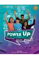 Power Up 6 Student's Book