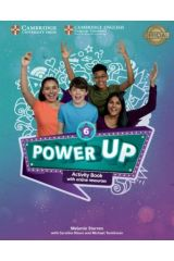 Power Up 6 Activity book (+Online Resources)