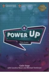 Power Up 6 Class Audio Cds