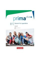 Prima plus B1 Testheft mit Audio-CD