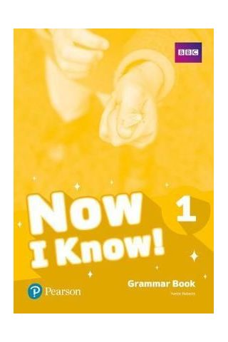 Now I know 1 - I Can Read Grammar book