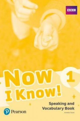 Now I know 1 - I Can Read Speaking and Vocabulary book