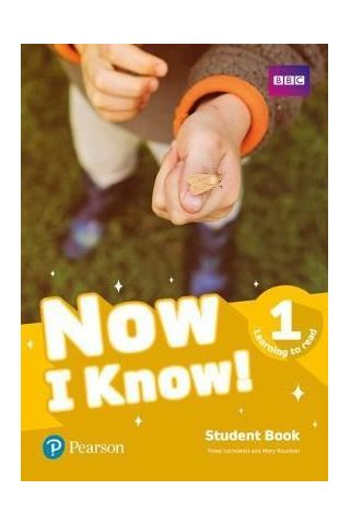 Now I know 1 - Learning to Read Student's book