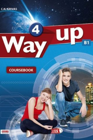 Way Up 4 Coursebook & Writing Booklet