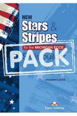 New Stars & Stripes for the Michigan ECCE Skills Builder Student's Book (with Digibooks App)