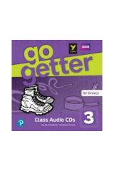 Go Getter for Greece 3 Class Audio CD