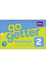 Go Getter for Greece 2 Active Teach