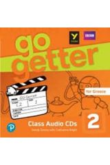 Go Getter for Greece 2 Class Audio CD