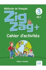ZigZag + 3 A2.1 Cahier