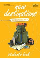 New Destinations Beginners A1.1 Student's book