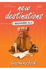 New Destinations Beginners A1.1 Teacher's book