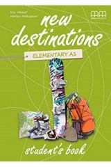 New Destinations Elementary A1 Student's book