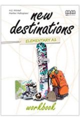 New Destinations Elementary A1 Workbook