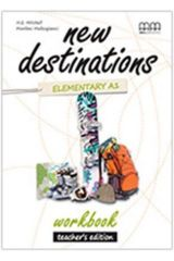 New Destinations Elementary A1 Workbook Teacher's edition