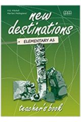 New Destinations Elementary A1 Teacher's book