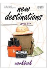New Destinations B1+ Workbook