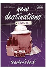 New Destinations B1+ Teacher's book