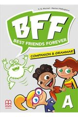 BFF - Best friends forever A Companion & Grammar Book
