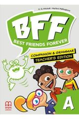 BFF - Best friends forever A Companion & Grammar Teacher's edition