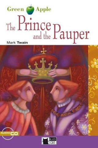 The Prince and the Pauper (bk +cd)