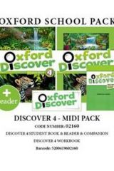 Oxford Discover 4 MIDI Pack