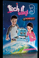 Tech It Easy 3 Coursebook + Ibook