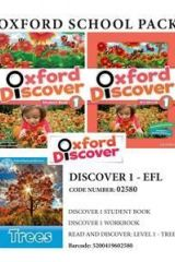 Oxford Discover 1 Pack EFL - 02580