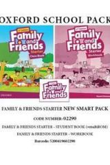 Family and Friends Starter New Smart Pack - 02290