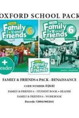 Family and Friends 6 Pack Renaissance - 02641